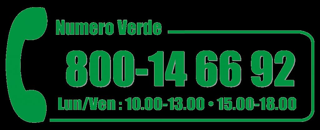 Numero Verde Secur&Secur